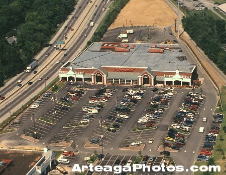 Aerial Photography in St. Louis by Arteaga Photos